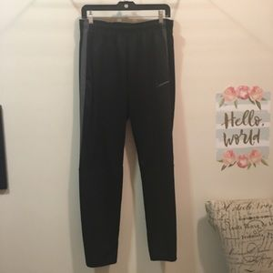 Nike Relaxed track pants size Large